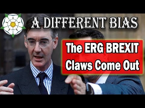 The ERG Get Ready for Brexit End Game