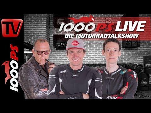 1000PS Live - Die Motorradtalkshow