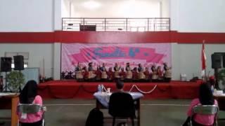 Saman SMAN 48 Jakarta TARAPAPA