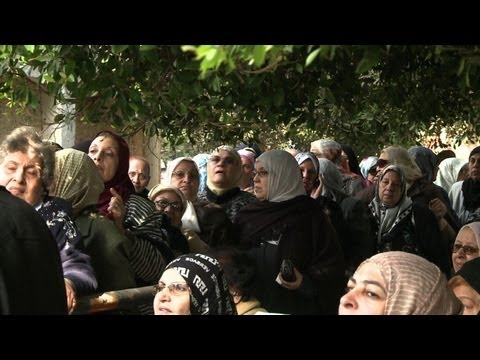 Egypt votes in highly divisive referendum