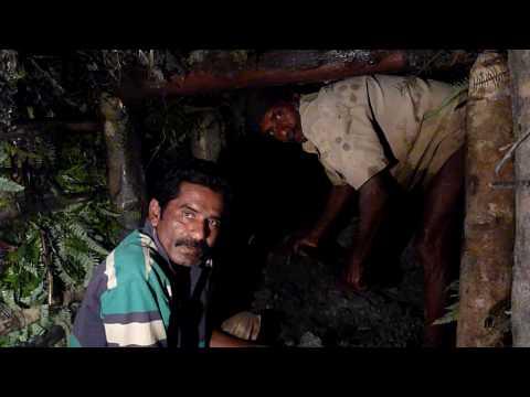 Sri Lanka,ශ්රී ලංකා,Underground Gemstone Mining Ratnapura Sapphires (03)