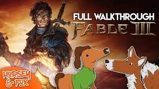 Fable 3 | Full Playthrough (Christmas Eve) [Live Archive]