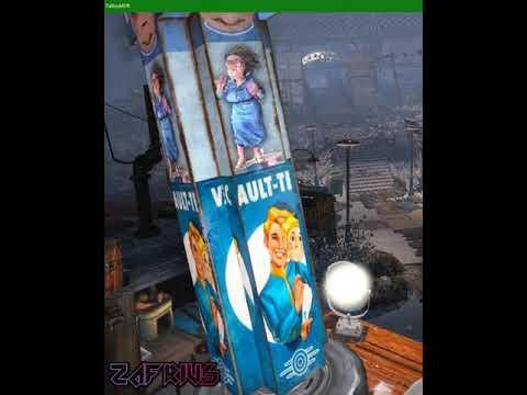 Fallout 4 VR OY! Diamond City |