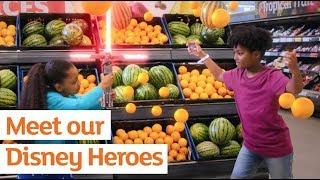 Disney Heroes | Sainsbury's Ad | Sainsbury's