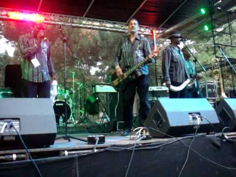 Jamaica's FAB 5 at Queens Park Toronto 2009