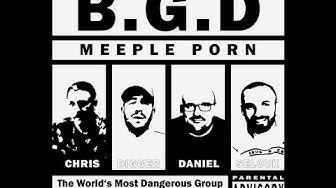 Meeple Porn - Der etwas andere Podcast - Folge 20 - Edward mit der Baggerschaufel - Boardgame Digger