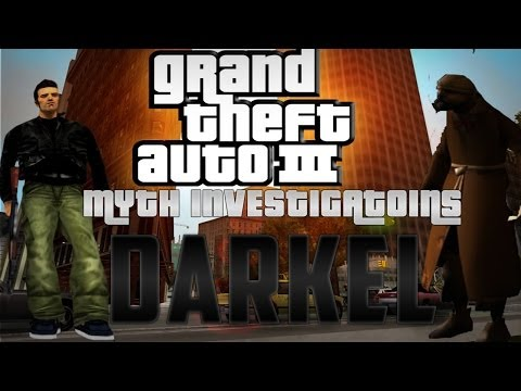 Grand Theft Auto III Myth Investigations Myth 3 : Darkel