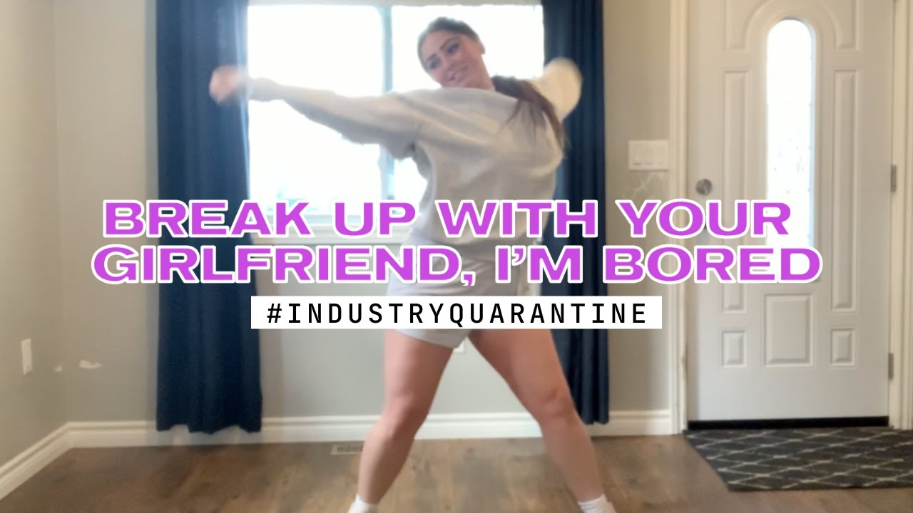 Ariana Grande - Break Up With Your Girlfriend, I'm Bored | Paige Eddie | Industry Dance Co.