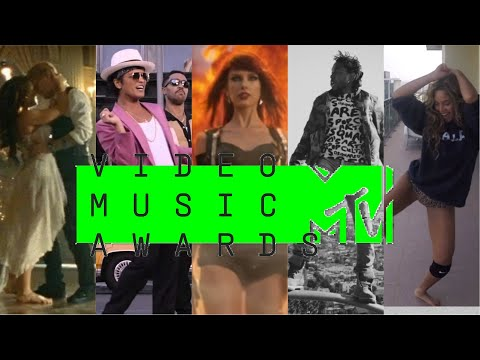 MTV VMA 2015 nominees & winners