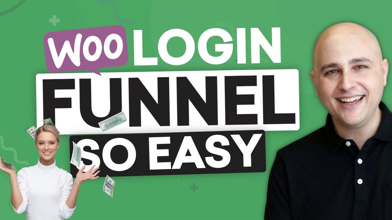 Increase Sales Using Login Funnels [NINJA TACTIC] - WooCommerce Tutorial