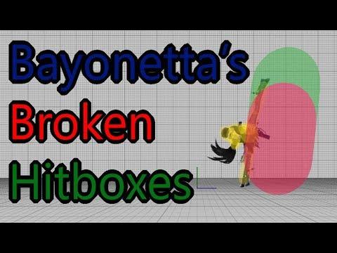 Explaining Bayonetta's Broken Hitboxes (Smash 4)