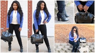 Get Ready With Me | Fall Makeup & Outfit!