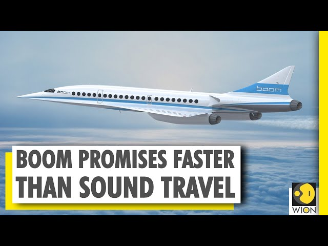 Boom Supersonic jet Overture to begin test flights in 2021 | World News