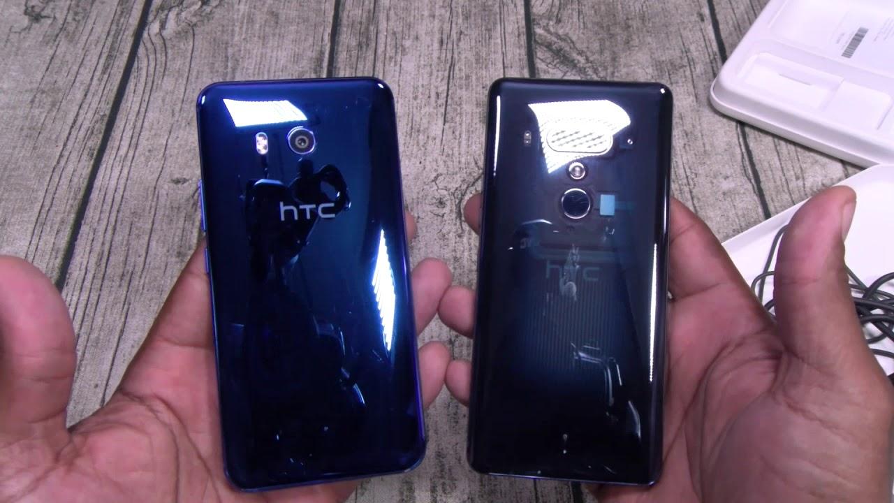 HTC U12 Plus - Unpacking!