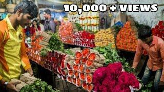 Dadar Flower Market vlog    Mumbai vlog 02    Technical Chaitanya
