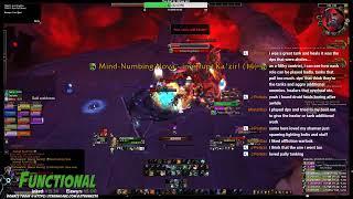 World of Warcraft: Visions of N'Zoth - RAID NIGHT!!!