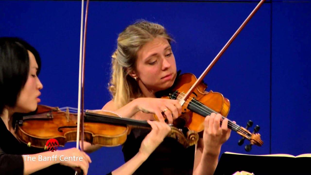 Download BISQC 2013 - Anima String Quartet - Joseph Haydn Quartet in C Major