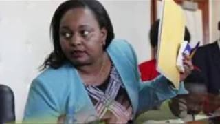 Over 200 health casual workers sacked by Waiguru administration  | Kenya news today