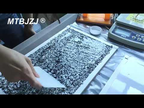 MTB Epoxy Resin Mica Chips Flooring