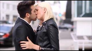 Ultimate Kissing Prank Compilation 2017 - RK prank media