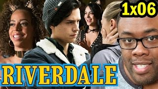 RIVERDALE 1x06 REVIEW - Betty x Jughead? Josie vs. Valerie? #Riverdale Recap