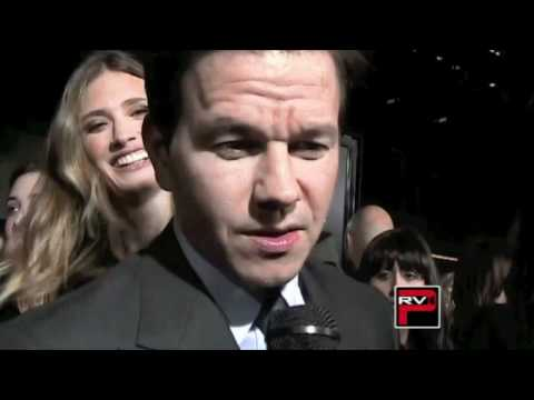 Mark Wahlberg words on Manny Pacquiao at The Fighter Premiere