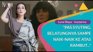 Download Video Pengalaman Luna Maya Dikubur saat Memerankan Suzzanna | Bernapas Dalam Kubur MP3 3GP MP4