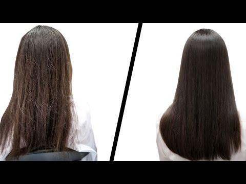 Как заламинировать волосы в домашних условиях желатином