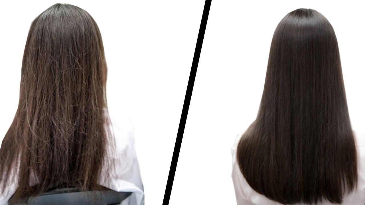 шампунь ламинирование волос в домашних условиях