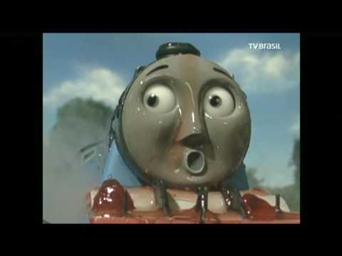Thomas e seus amigos - Respeito por Gordon