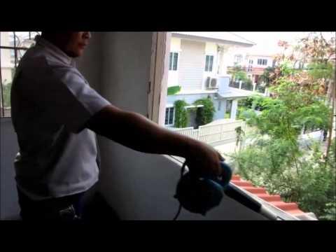 Windowrenovate ขั้นตอนการติดตั้งประตูหน้าต่าง