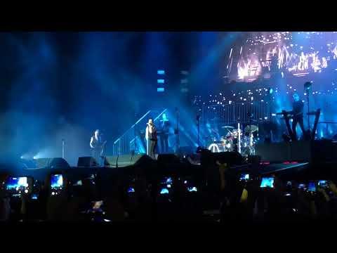 Depeche Mode live at allianz parque (sao paolo - brazil) 2018-03-27