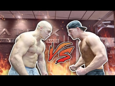 Strength Battle VS Henk Grol (Olympisch Judo Kampioen)