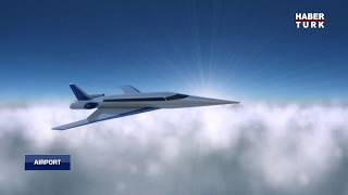 Concorde'nin Oğlu İlk Testi Geçti