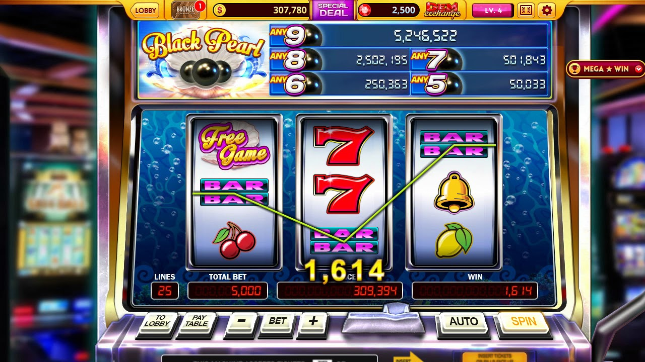 Real Casino Free Slots And Poker