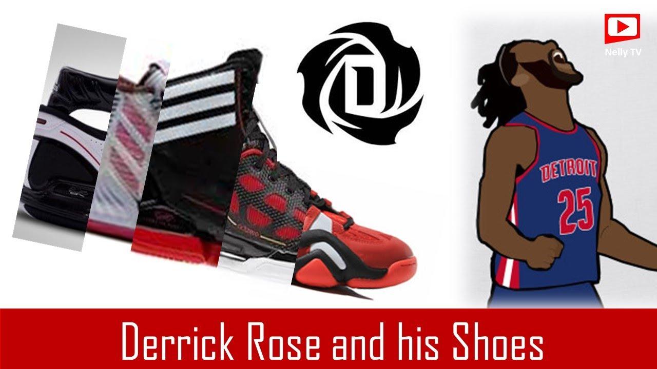 adidas d rose boots