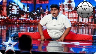 Bgt 360 Akshat Singh S Golden Buzzer Moment MP3
