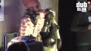 "Nantes Dub Club #6 - Young Warrior feat. Sista Beloved & Bobo Blackstar ""Stronger"" ⑤"