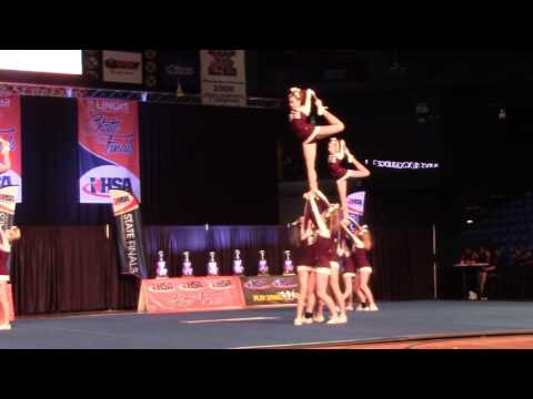 Rockridge Rockets Competitive Cheer