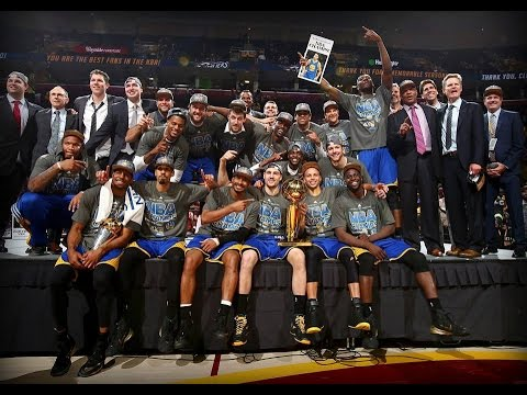 Golden State Warriors - 2014/15 NBA Champions [Finals Mix] ᴴᴰ