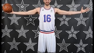 2015 All-Star Top 10: Pau Gasol