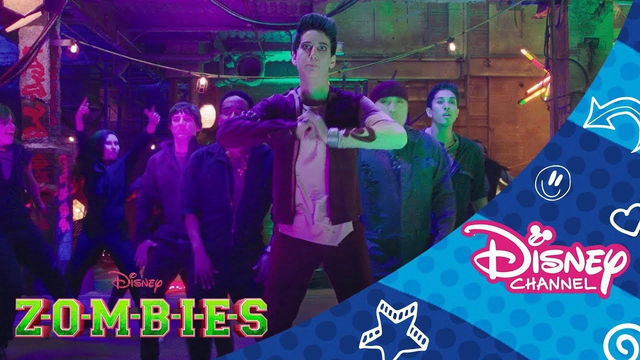 Zombies Bamm Music Video Disney Arabia Youtube