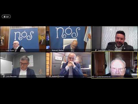 """Debate """"A vixencia do pensamento político de Nós"""" 17/12/2020"""