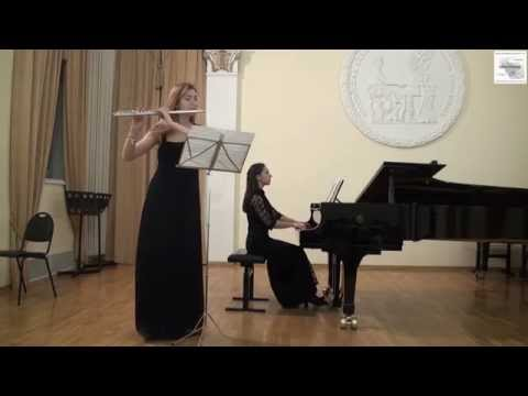 Гендель Георг Фридрих - Соната op. 1 № 5 для флейты и бассо континуо соль мажор