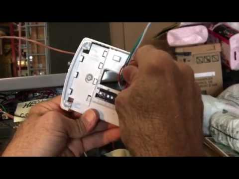 hqdefault rheem low voltage wiring youtube  at n-0.co