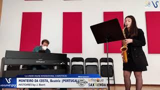 Beatriz Monteiro Da Costa – Histoires by Jaques Ibert