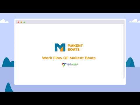 Makent Boats - Best Boat Rental Script From Trioangle