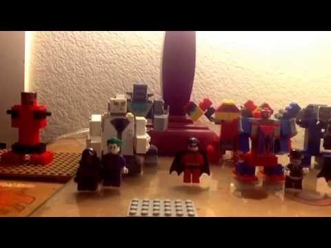Making Highlight of Lego Hulk Papercraft (Leg) | Doovi