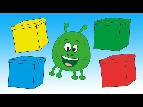Counting to 10 with Mort (Part II) - educational counting song children ...