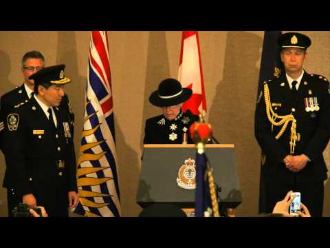 May 25, 2015 Change of Command Ceremony